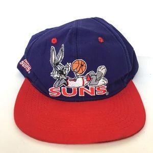 Vintage 90's Looney Tunes Phoenix Suns Hat